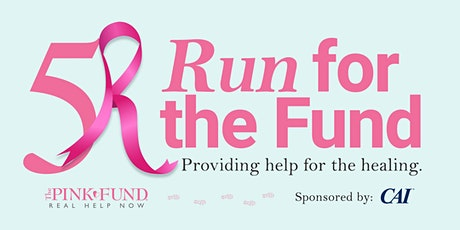 Run for the Fund - CAI's 2nd Annual Virtual 5k tickets