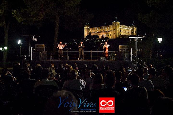 Imagen de Clausura VIII Festival de Poesía Voix Vives