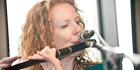 Tyneside Irish Festival - Irish Flute Workshop with Jacquelyn Hynes tickets