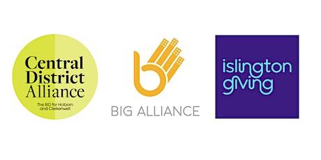 Volunteer Opportunities in Islington! tickets