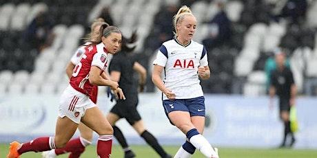 Free  Girls Skills Session with Tottenham's Chloe Peplow tickets