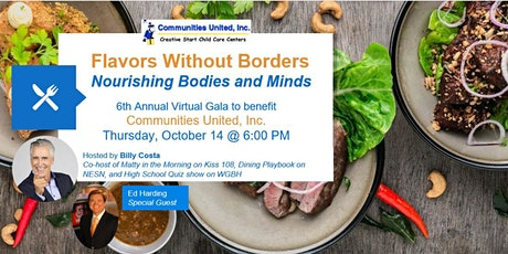 Flavors Without Borders: Nourishing Minds and Bodies tickets