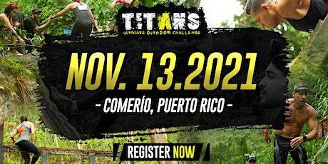 Titans Race - NOVEMBER 13, 2021 tickets