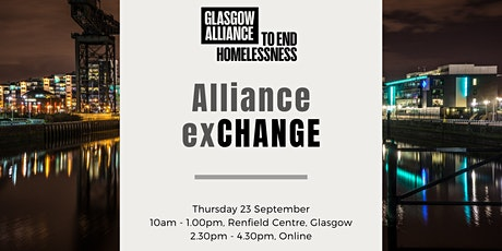 Alliance ExCHANGE tickets