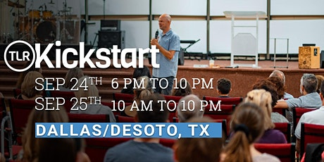 2 Day Kickstart - Sept 24th & 25th - Dallas/DeSoto - w/Torben Søndergaard tickets