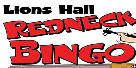 Red Neck BINGO tickets