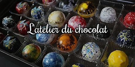 L'atelier du chocolat***Amusant - Gourmand - Ludique*** billets
