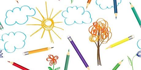 Creative writing workshop for children tickets