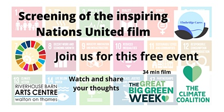 Nations United screening tickets