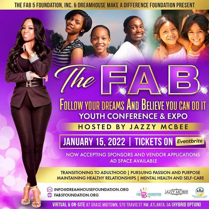 The F.A.B. Youth Conference & Expo image
