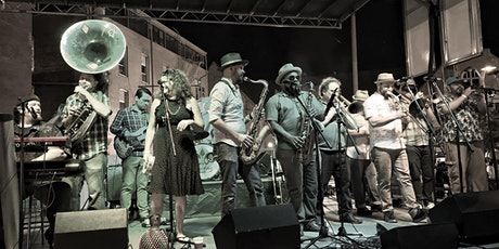 THE BIG LAGNIAPPE - Music in Mundy Park Outdoor Concert tickets