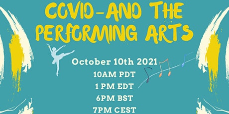 Covid-Sations presents: Covid and the Performing Arts tickets