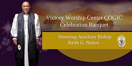 Episcopal Elevation Banquet Honoring Auxiliary Bishop Keith G. Nation tickets