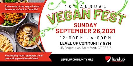1st Annual Vegan Fest tickets