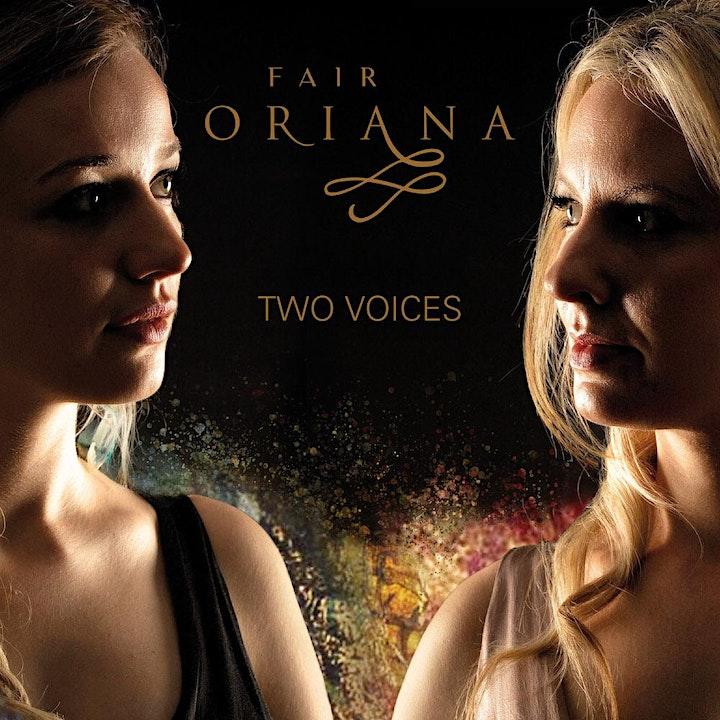 Fair Oriana: 'Two Voices' Album Launch Concert ON DEMAND image