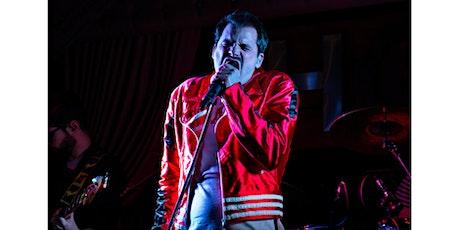 Queen Tribute Act - Queen II  (16/10/21) tickets