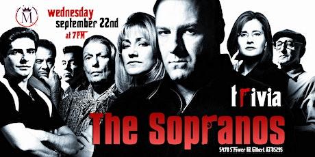 The Sopranos Trivia The Majestic Gilbert tickets