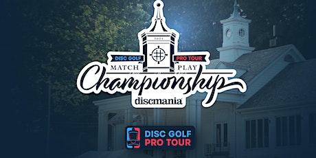 DGPT Match Play Championship tickets