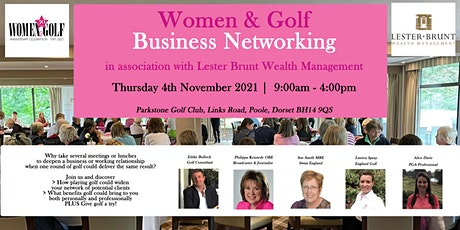 Women & Golf Business Networking tickets