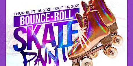 Open Class: Bounce, Rock, Skate, Paint tickets