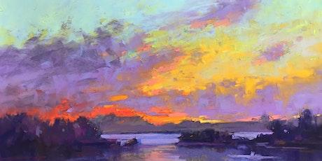 PROGRAM - Linda Richichi: Prismatic Skies; Creating Mood w/Facets of Color tickets