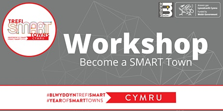 Become a SMART Town Workshop (Afternoon Session) tickets