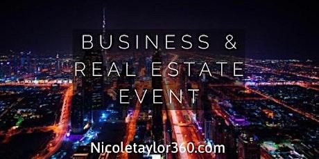Atlanta, GA  Real Estate & Business ONLINE Event tickets