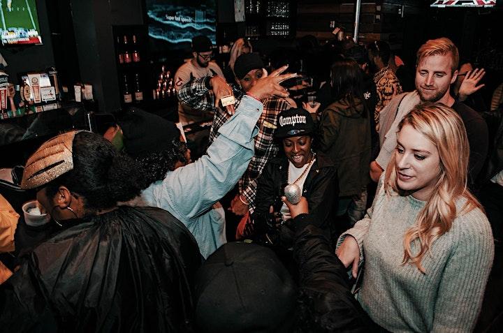 The Hip Hop Halloween Bar Crawl image