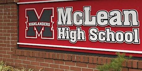 McLean High School 10 Year Reunion - Class of 2011 tickets