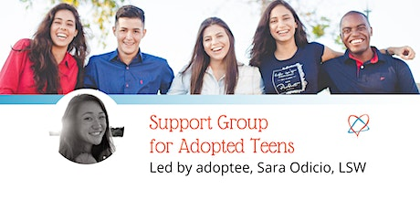 Support Group for Adopted Teens tickets
