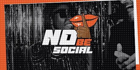 No Be Social tickets