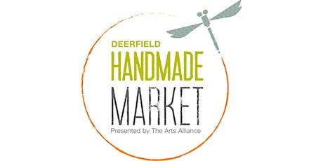 Deerfield Handmade Market FALL tickets