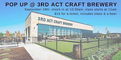 Brewery Pop Up tickets