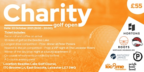 The loc8me  Foundation - Charity Golf Day tickets