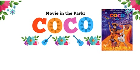 Movie in the Park: Coco (NEA Big Read: Nacogdoches) tickets