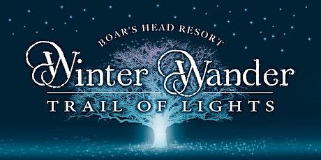 The Winter Wander at Boar's Head Resort VALUE DATES tickets