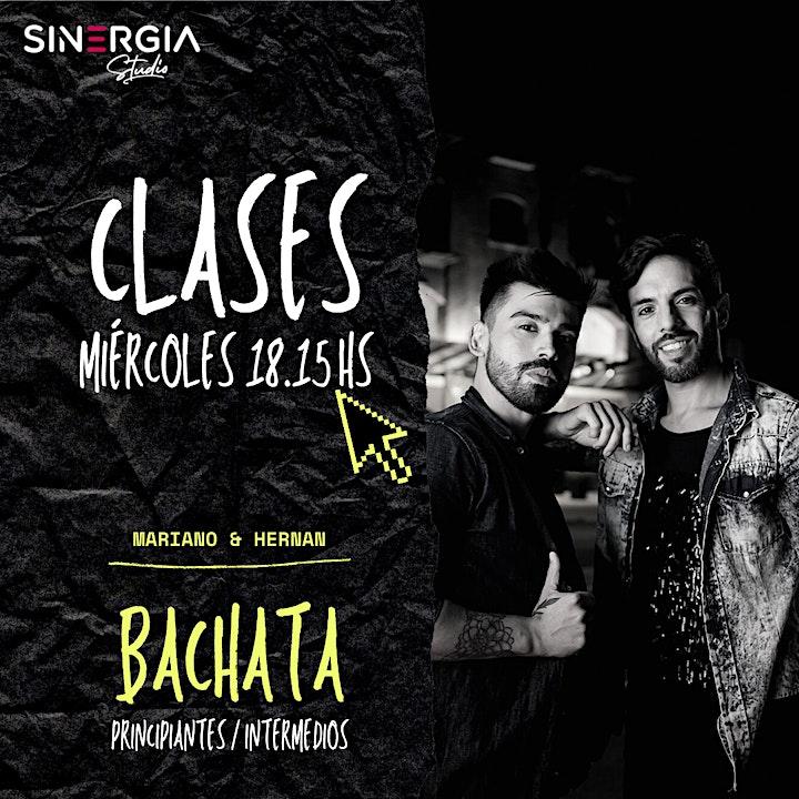 Imagen de Sinergia Studio - Bachata Princ/Interm (Mariano y Hernan)