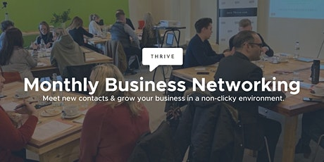 Thrive Together Networking tickets