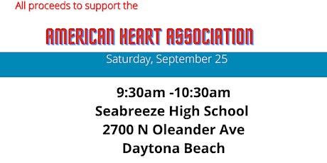 Zumba Fundraiser for American Heart Association tickets