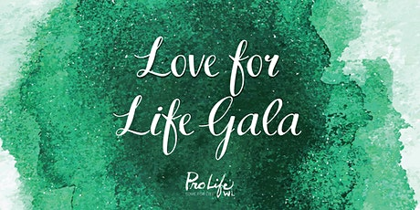 2021 Love for Life Gala tickets