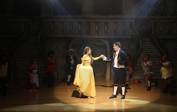 Imagem do evento Desconto: A Bela e a Fera – A Historia Encantada, no Teatro Fernando Torres
