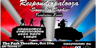 Responderpalooza – Songs for Sophie – A Charity Ev