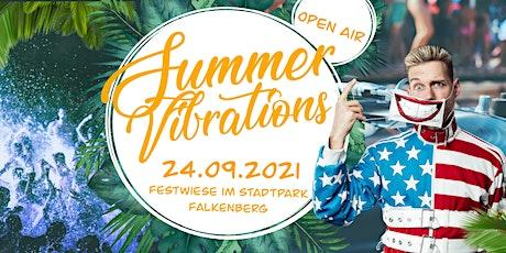 Summer Vibrations Open Air /// Housekasper, Oliver Tickets