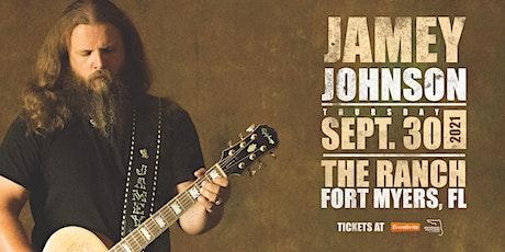 JAMEY JOHNSON - Ft Myers tickets