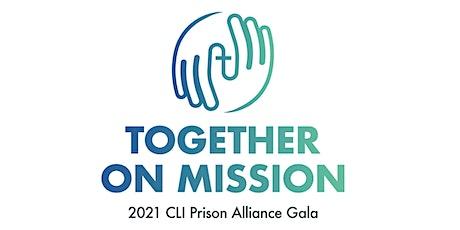 2021 CLI Prison Alliance Gala tickets