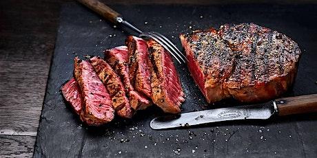 Steak and Wine Pairing tickets