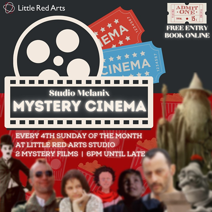 Mystery Cinema     September 2021 image