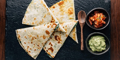 Quesadilla and Wine Pairing tickets