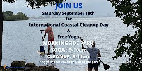 International Coastal Cleanup Day tickets