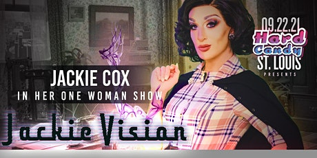 Jackie Cox in JackieVision: St Louis tickets